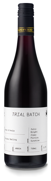 Picture of 2017-Nero d'Avola-Trial Batch:Murray Darling