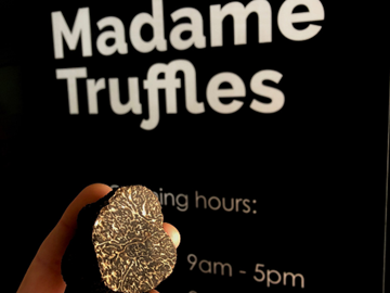 Madame Truffles  Pop Up at Handpicked Wines Cellar Door