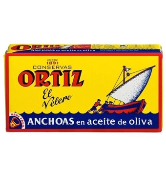 Oritz Anchovy Fillets