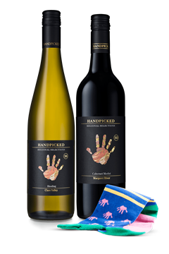 Handpicked wines gift pack