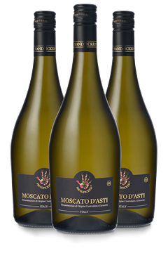 Handpicked wines moscato