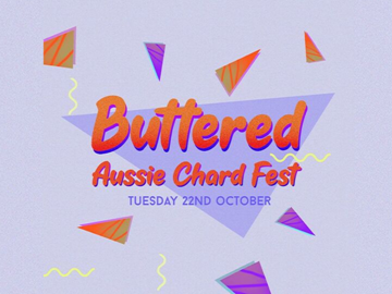 Picture of Buttered - Aussie Chard Fest