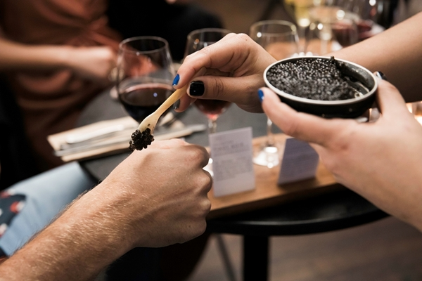 Picture of [SOLD OUT] Wine & Caviar Workshop: A Night Of Indulgence