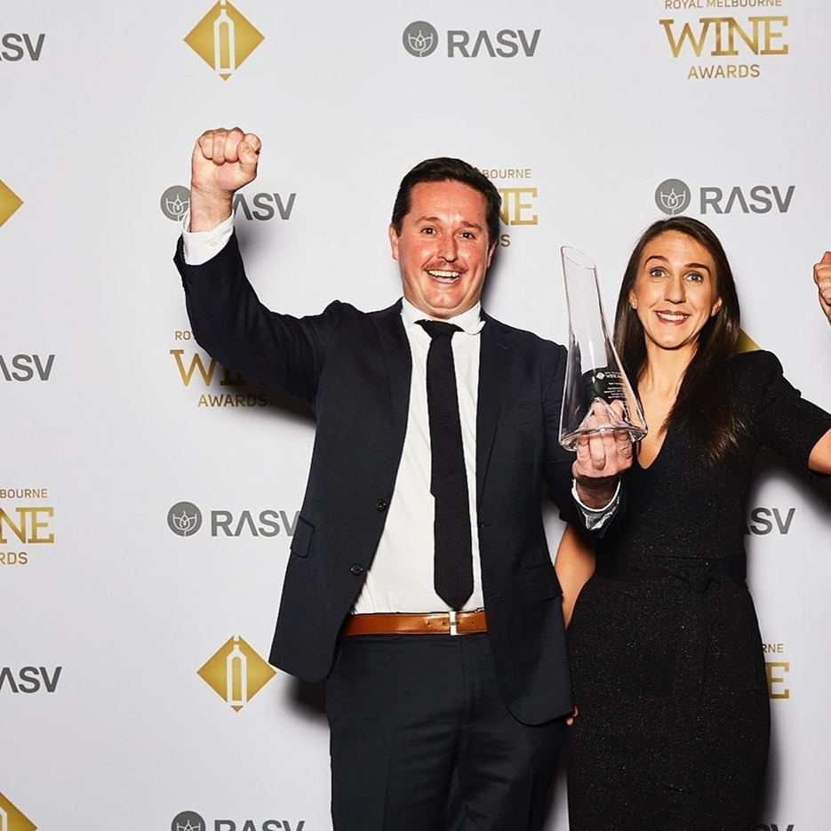 3 trophies at Royal Melbourne Wine Awards 2019