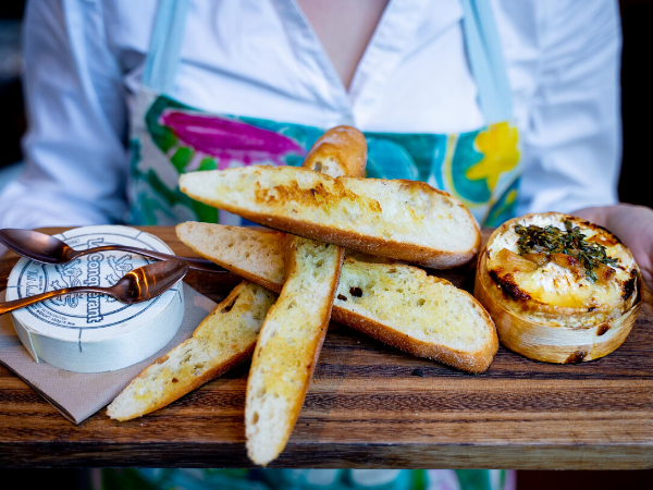 Picture of Baked Camembert