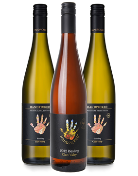 Handpicked Clare Valley Riesling