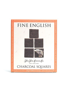 Fine English Charcoal Crackers