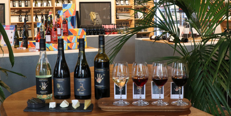DIY Wine Flight: Once Upon a Wine in Chippendale