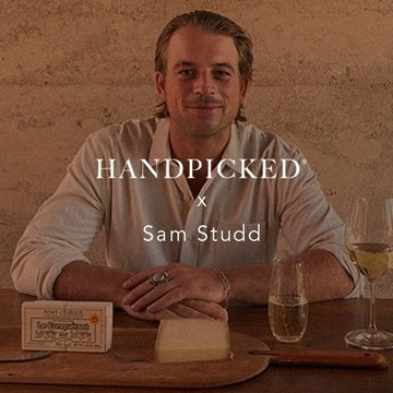 Picture of Wine and Cheese Pack  -  Sam Studd Selection