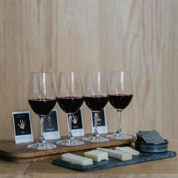 Handpicked Wine Flight Merlot