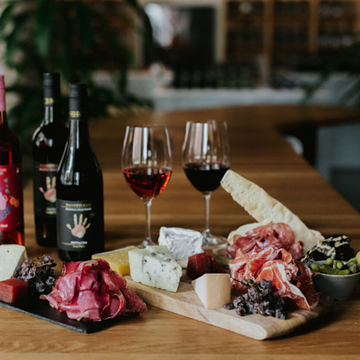 Handpicked Wine Cheese Catering