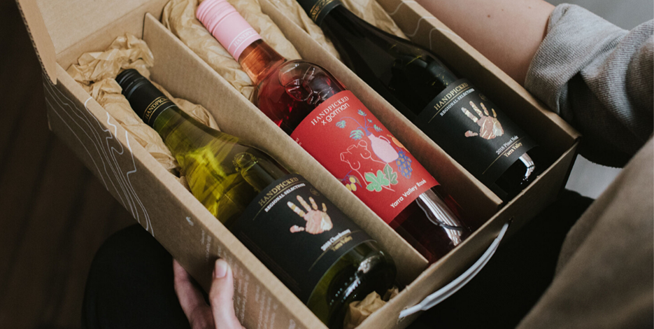 Wine Gifts Delivered Australia Wide