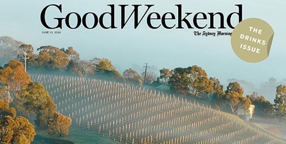 Awarded Best Mornington Peninsula Winery by Huon Hooke