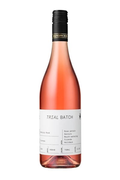 Picture of 2018 Trial Batch Pyrenees Nebbiolo Rose