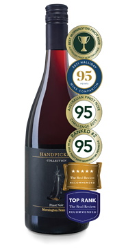 Handpicked Mornington Pinot Noir