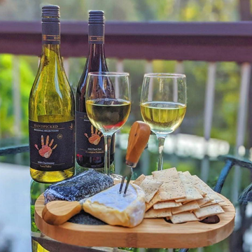 Victoria Wine and Cheese Gift Pack