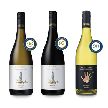 Picture of 2017 Highbow Hill SV Wines + Free RS YV Chardonnay