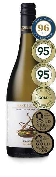 Picture of 2017 Wombat Creek Vineyard Yarra Valley Chardonnay - Limit 12 Bottles per customer