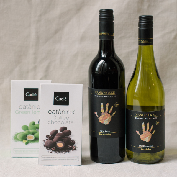 Wine and Chocolate Gift Pack