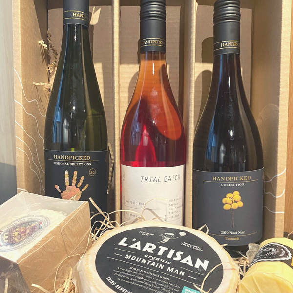 The Virtual Wine & Cheese Pack