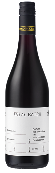 Picture of 2019 Trial Batch Pyrenees Nebbiolo Red