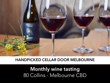 Picture of Monthly Wine Tasting Melbourne