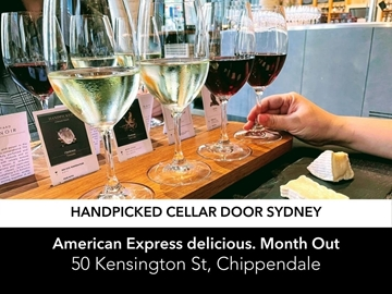 Amex Delicious Month Sydney 2021 Offer