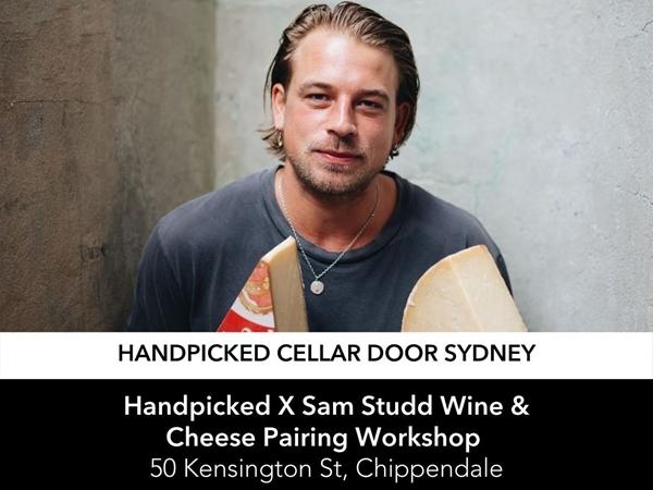 wine and cheese wine pairing class featuring Sam Studd