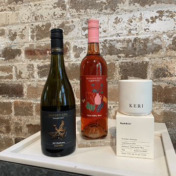Mother Day Gift Pack 3 includes two premium wines from Australia
