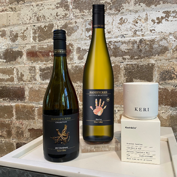 Mother Day Gift Pack 4 includes two premium wines from Clare Valley and Yarra Valley