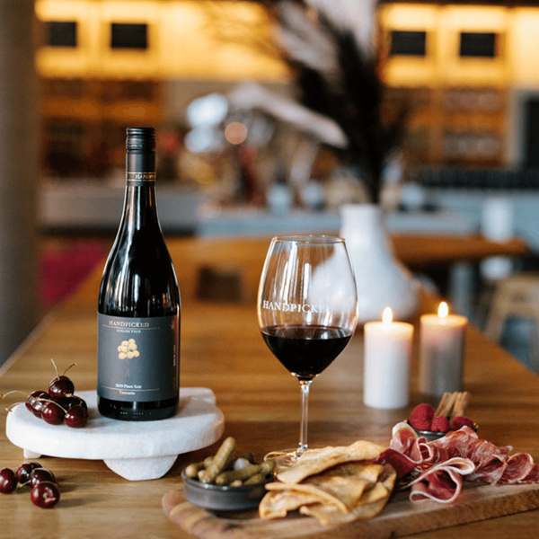 Pinot and Charcuterie Hampers For Two