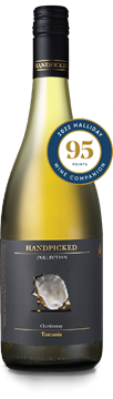 2019 Collection Tasmania Chardonnay Bottle Front View